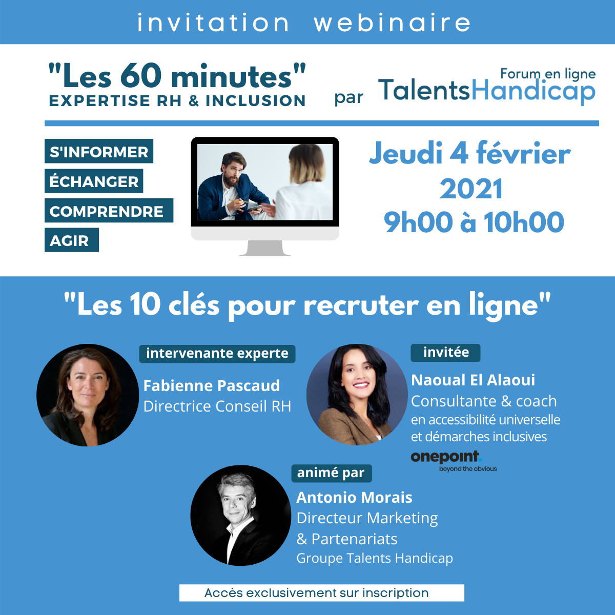 Linkedin annonce webinaire 60 minutes 2021 02 04-1